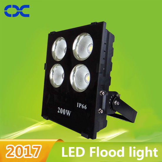 300W High Power Waterproof Outdoor COB LED Flood Light pictures & photos