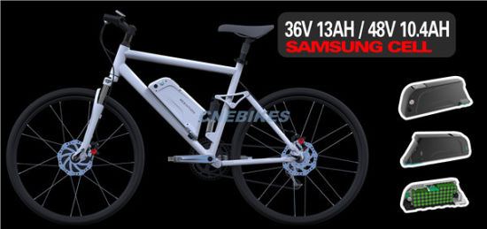 48V 11.6ah Electric Bike Battery/ Dolphin Battery 48V Samsung 18650 2900mAh Lithium Ion Battery Pack pictures & photos