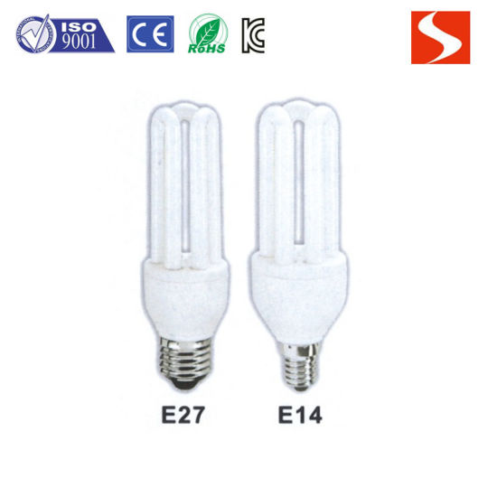 3u 11W Energy Saving Lamp, Compact Fluorescent Lamp CFL Bulbs pictures & photos