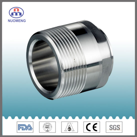 19wbf NPT Male Thread Welded Adapter (3A-NM062362)