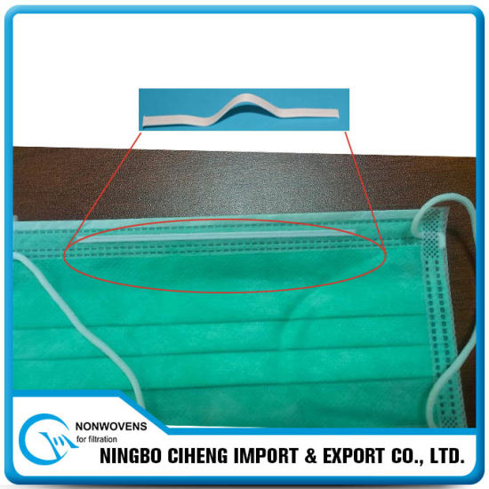 Wholesale 3.0 mm PE Environmental Protection Single Core Nose Wire