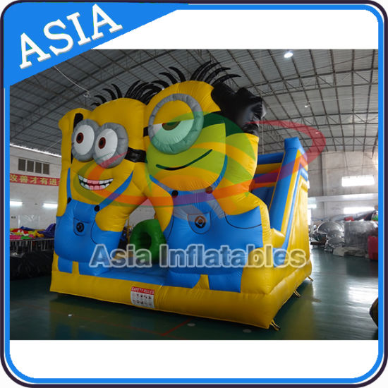 Inflatable Minions Bouncy Castle, Used Party Jumpers for Sale pictures & photos
