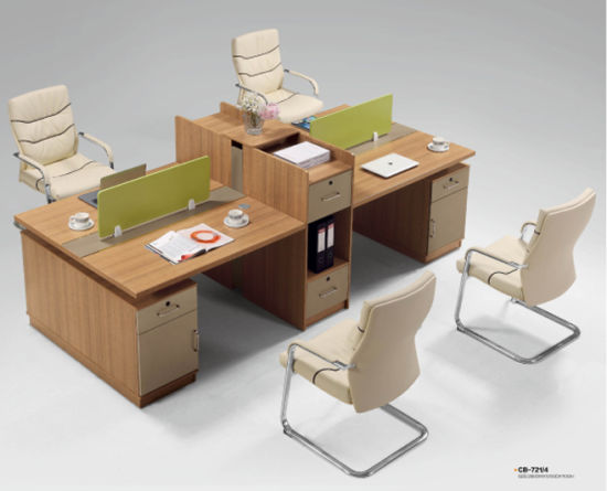 Modular 2 Seater Combined Straight Staff Office Workstation
