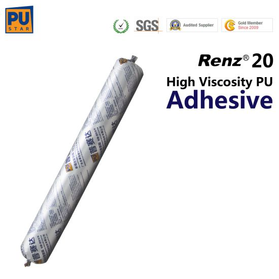 China Renz 20 Sealant For Windshieldside Glass And Frame Of Buses