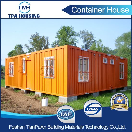 2017 New Design Prefab Shipping Container Homes for Sale