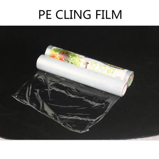 China Biodegradable Hot Film, Cling Plastic Film, Plastic