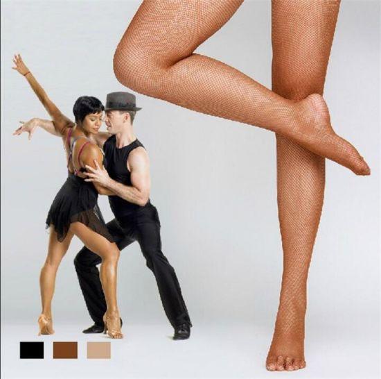 98b2c7473fe Free Sample Women Cheap Ballroom Dance Stockings Professional Fishnet Tights