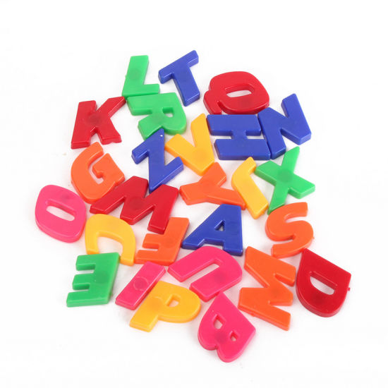 Laset PVC Fleible Magnet Letters and Numbers pictures & photos