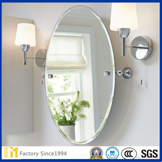 Decorative Oval Mirrors Bathroom