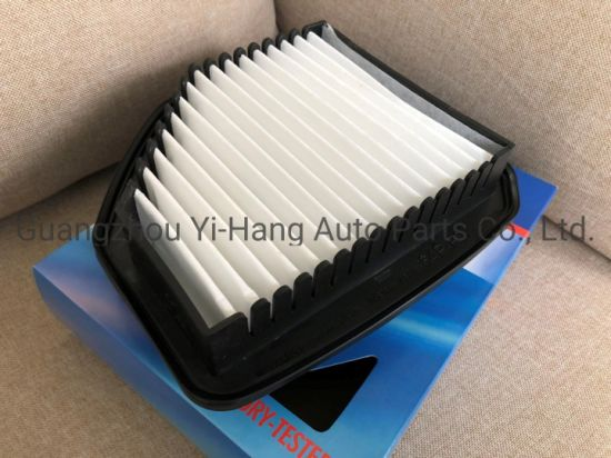 Auto Parts Japanese Car Air Filter 13780-64p00 16546-4A00L 1A15-13-Z40 for Nv100 Clipper pictures & photos