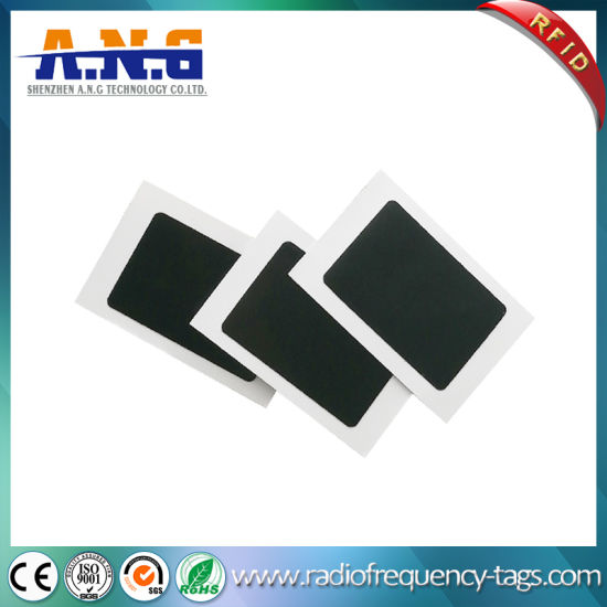 Waterproof Passive RFID Printed Smart Label for Asset Tracking pictures & photos