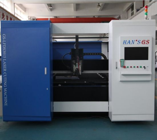 New 1000W/1500W Fiber Laser Metal Laser Cutting Machine pictures & photos