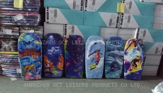 EPS Bodyboard Boogie Board with All Kinds of Designs