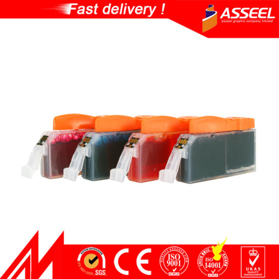 Compatible Ink Cartridge CLI826 for IP4880 Mg5180 6180 IX6580 pictures & photos