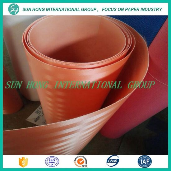 Polyester Filter Net in Desulfurization System pictures & photos