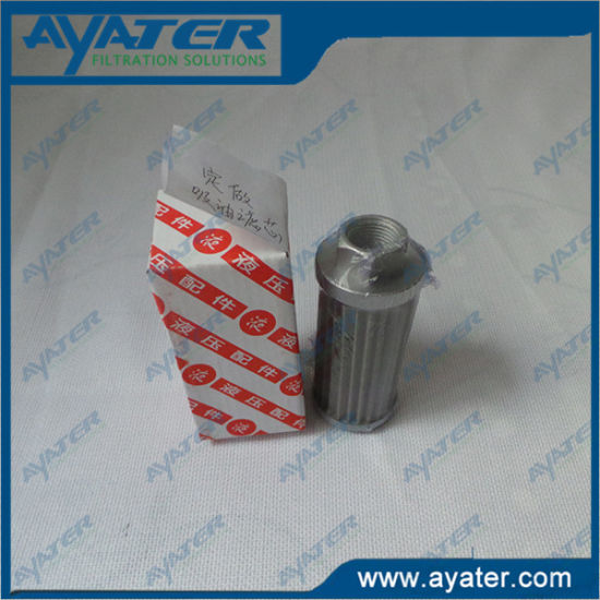 Standard and Customzied Industrial Cartridge Hydraulic Oil Filter pictures & photos