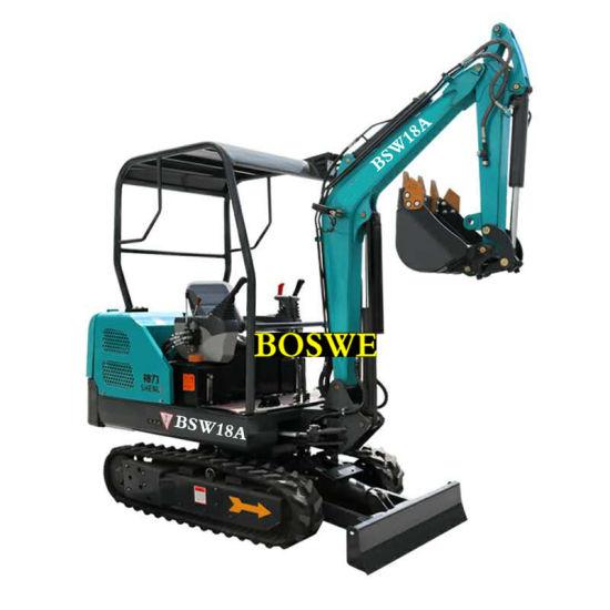 New 2 Ton Mini Digger Excavator Price List