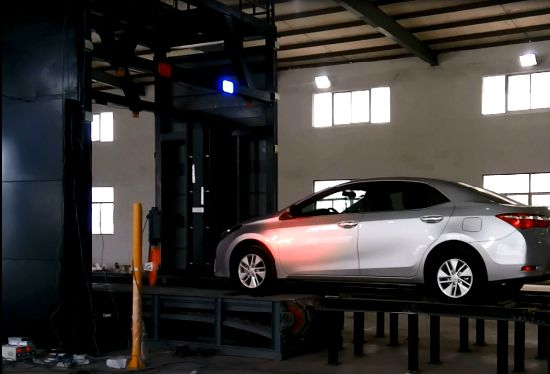 X-ray Machine Vehicle Scanning System Passenger Car Scanning System pictures & photos