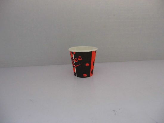 Single Wall Printed Paper Coffee Cups pictures & photos