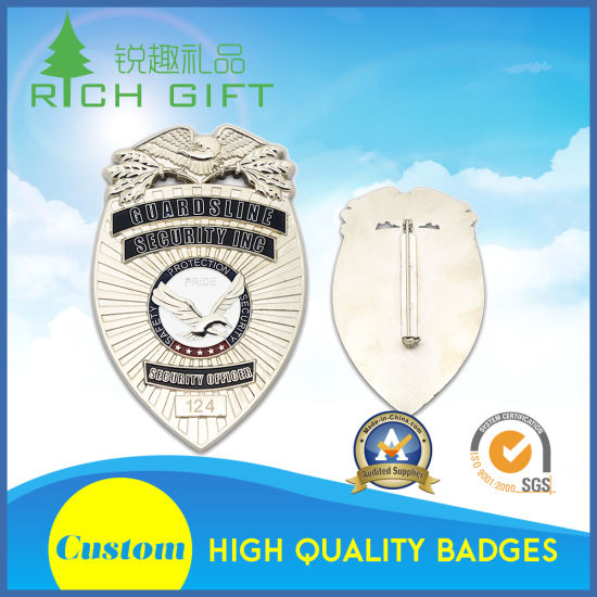 China Printing Custom Clothing Flashing Finding Lapel Pins