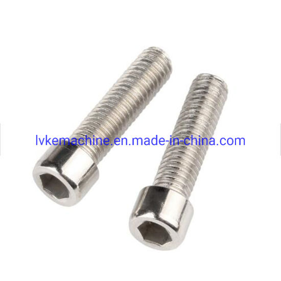 Customized Stainless Steel Hex Socket Bolt pictures & photos