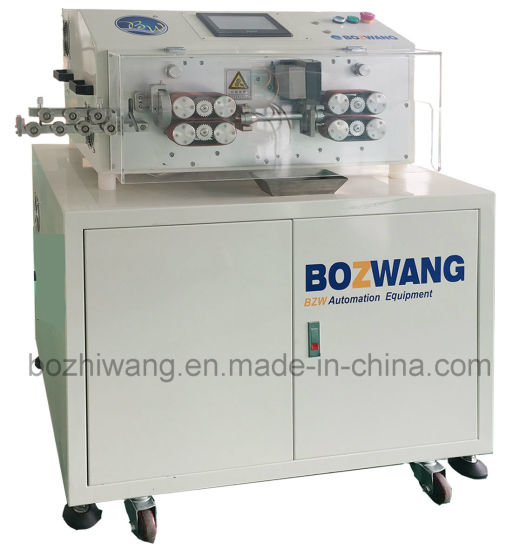 Computerized Cutting and Stripping Machine for 50 mm2 Cable pictures & photos