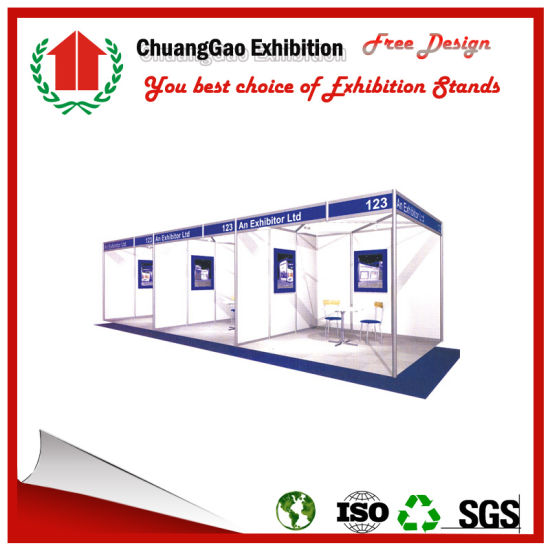 Exhibition Booth Standard Size : China high quality exhibition equipment stand