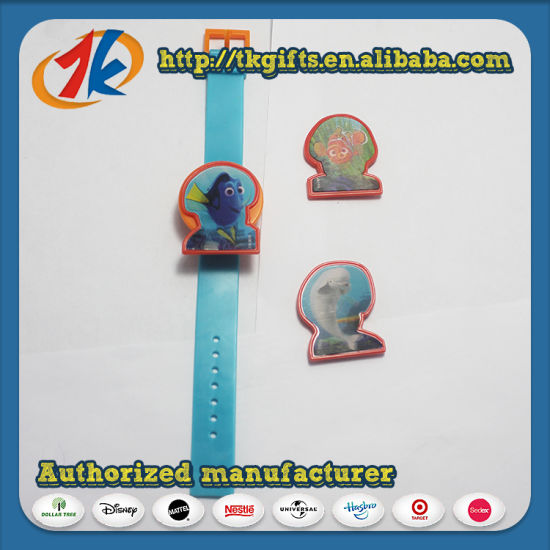 High Quality Cute Watch Cover Plastic Watch Toy