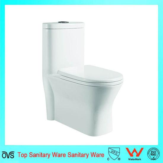 Ovs Foshan Sanitary Ware Bathroom Toilet Commode