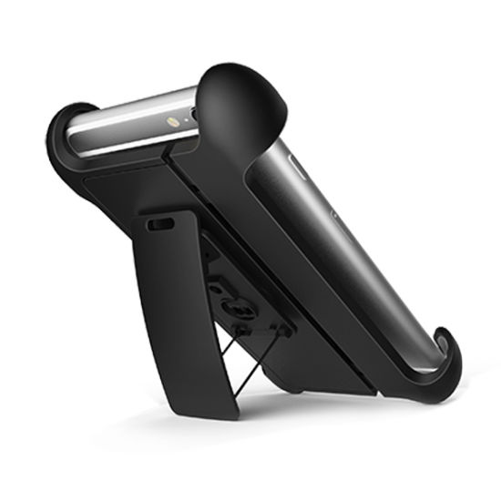 New Arrival 2 in 1 Universal Holster Combo Case for iPhone for Samsung with Belt Clip Kickstand