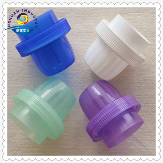 Plastic Caps and Closures for Laundry Detergent Bottle pictures & photos