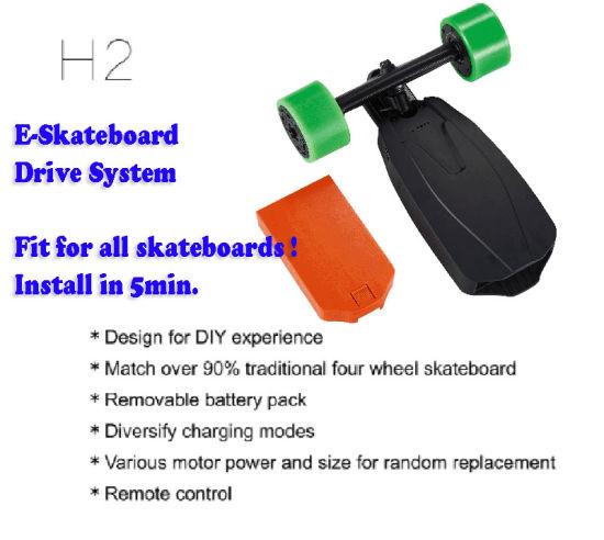 Dual Motor Drive Booster Diy Electric Skateboard Diy Motor Kit