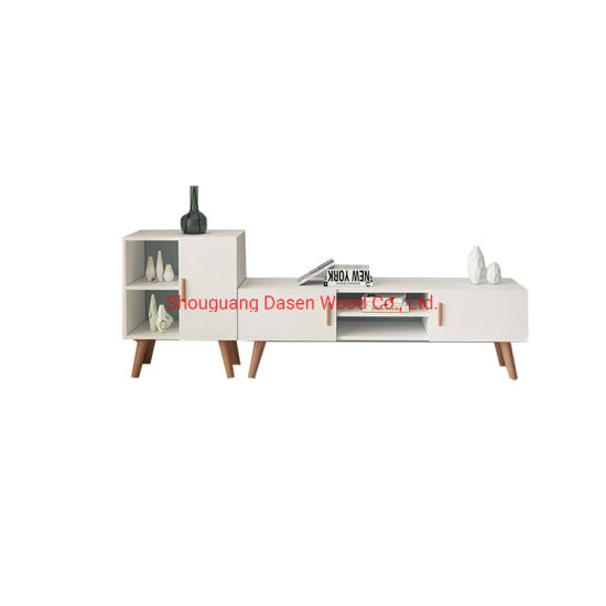 Hot Sales High Quality Modern Wooden TV Stand pictures & photos