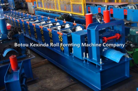 Color Steel Ridge Cap Forming Machinery pictures & photos