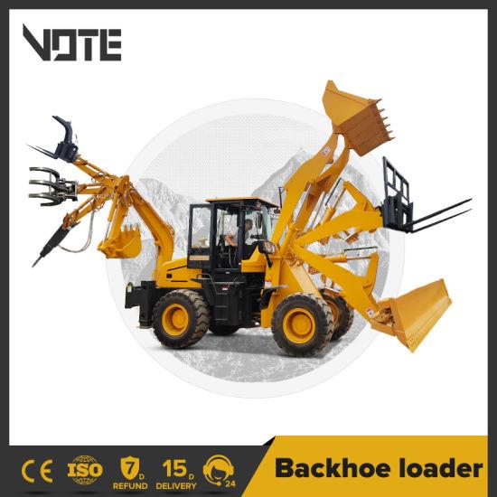 China Big Backhoe Loader Excavator Loader For Sale China Backhoe Loader With Backhoe For Sale