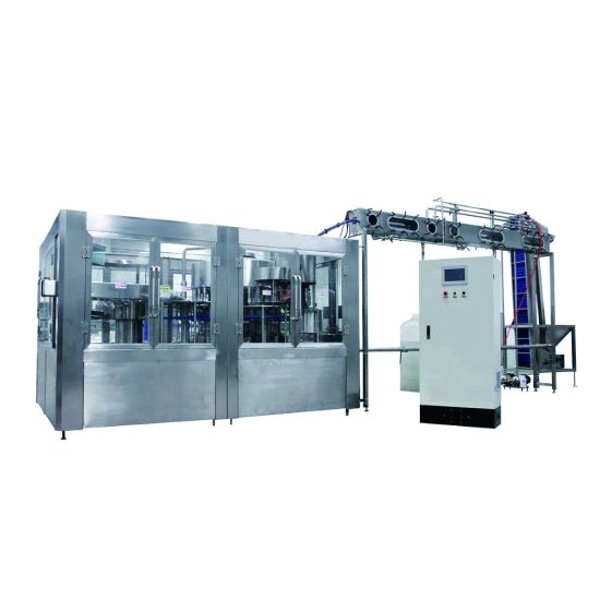 Filling Machine for Bottled Mineral Water