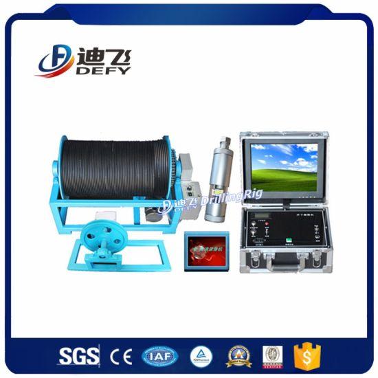 Piw-1000 Deep Borewell Inspection Camera, Underwater Monitor Instrument