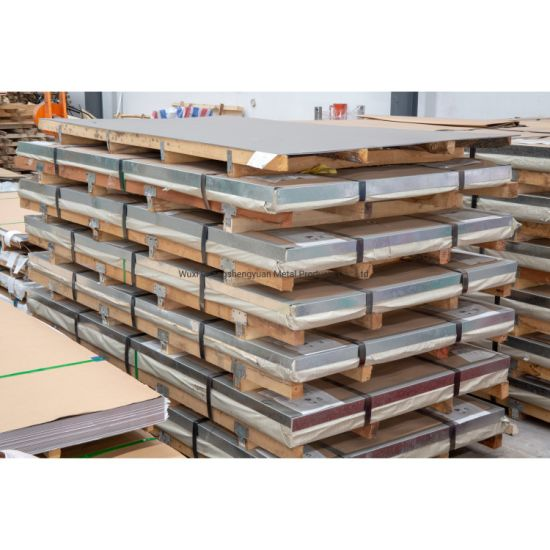 Factory High Quality 304 Stainless Steel Plate with Food Grade
