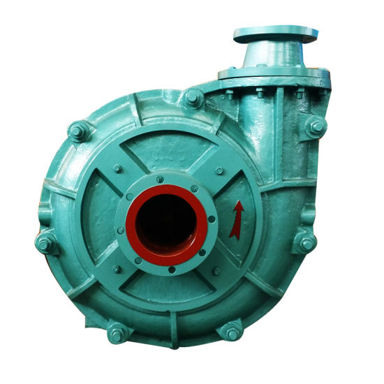 China 200zgb Ash and Sludge Slurry Pump for Coal Industries