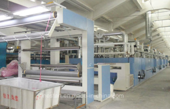 Fsld Heat-Setting Stenter Machine of Textile Machinery for Textile Finishing pictures & photos