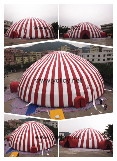 Giant Inflatable Whole Dome Tent for Party pictures & photos