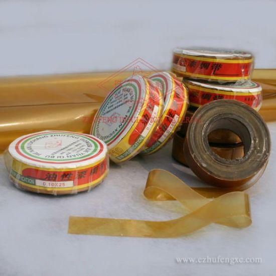 Alkyd Varnished Fiberglass Tape 2432