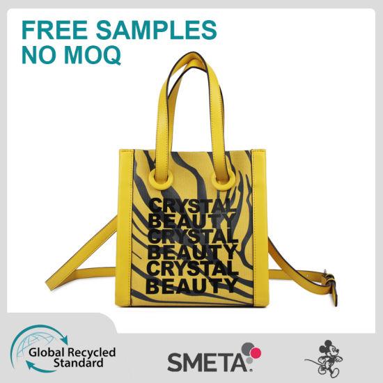 Fashionable Printed Handbag Cross-Body Bag Small Square Bag