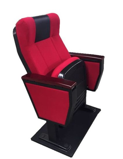 Lecture Hall Chair Church Auditorium Seating Theater Seat Chair (SM) pictures & photos