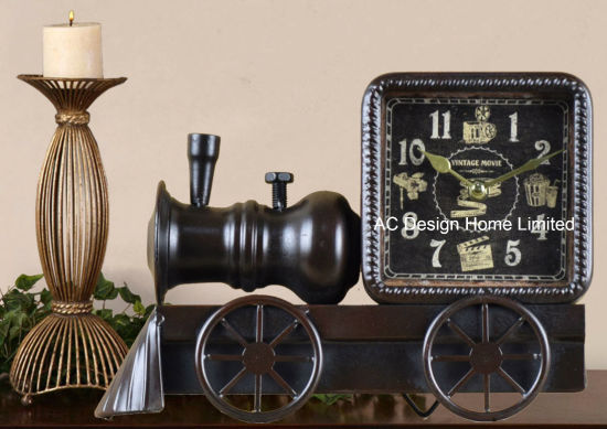 Decorative carriage Vintage metal