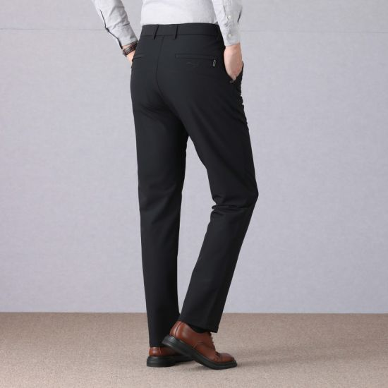 Wholesale Hot Sale Pants&Trousers Suit Outdoor Sports for Business Men Polyester Clothes
