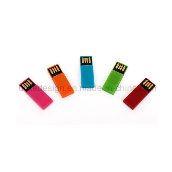 Customized Logo Full Color USB Pen Drive Plastic Material Logo Printing USB Flash Drive/USB Stick