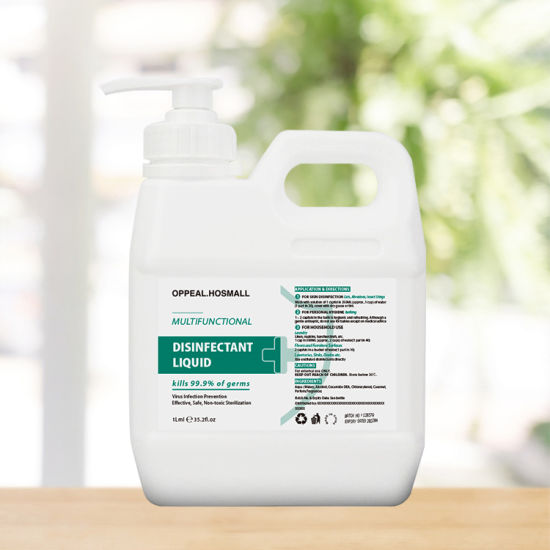 Hot Selling Disinfectant Spray Fogger Liquid Use -1L Alcohol Free