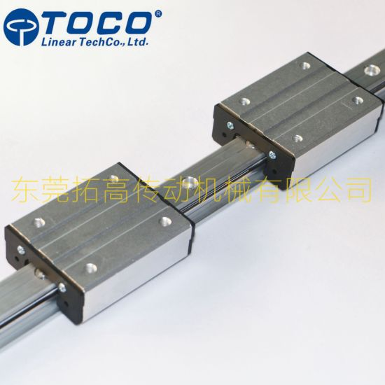 High Efficiency Transmission Machinery Parts Bgx Series Linear Guide