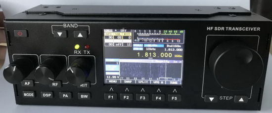 RS-978 Hf SDR Transceiver with Battery - China Two Way Radio, Ham